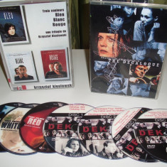 Dekalog 1989 Decalogul Pachet complet  DVD, Drama, Romana