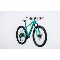 BICICLETA CUBE ACCESS WLS GTC PRO 2X mint green 2017 - Mountain Bike