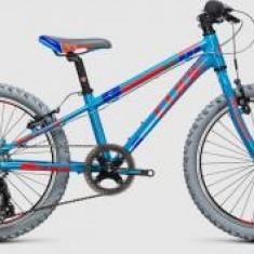 BICICLETA COPII CUBE KID 200 Blue Red 2017