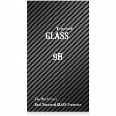 Folie Protectie ecran antisoc Samsung Galaxy S7 edge G935 Tempered Glass Full Face 3D Blister - Folie de protectie, Sticla