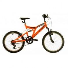 Bicicleta Kreativ 2041 Portocaliu - 2018 - Bicicleta de oras