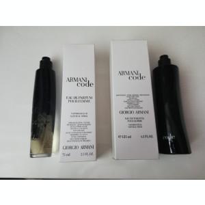 Armani Black Code Parfum TESTER original 100ml EDT