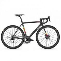 Bicicleta Focus Izalco Max Disc Dura Ace DI2 22G black freestyle 2018 - Piesa bicicleta