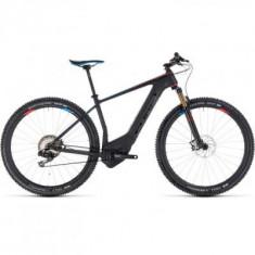 BICICLETA CUBE ELITE HYBRID C:62 SLT 500 29 Zeroblack 2018 - Mountain Bike