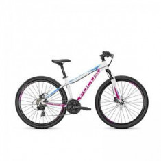 Bicicleta Focus Whistler Core Donna 27 21G alba 2016-360 mm - Mountain Bike