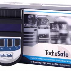 Cititor de tahograf si card sofer Tacho2Safe