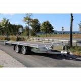 Platforma transport auto 2700 kg dim 4x2m, RAR efectuat, 6 RATE Fara Dobanda - Utilitare auto