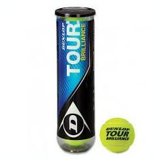 Mingi Tenis Dunlop Tour Brilliance - Minge tenis de camp