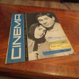 Revista Cinema nr 2 Ianuarie 1963 - Revista culturale