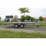 Platforma transport auto 2700kg dim 5x2 m, 6 Rate Fara Dobanda, RAR Efectuat - Utilitare auto