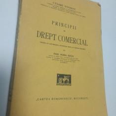 PRINCIPII DE DREPT COMERCIAL  -   CESARE VIVANTE