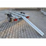 Remorca moto 750 kg, cu RAR efectuata, 6 RATE Fara Dobanda