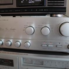 Amplificator PIONEER A-656 Mark II, impecabil. - Amplificator audio