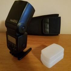 Canon 580exII - Blitz dedicat