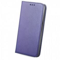 Husa piele Nokia 3310 (2017) Case Smart Magnet bleumarin - Husa Tableta