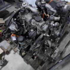 Motor complet Seat Leon 1.9 TDI cod ASV + cutie de viteze cod EGS