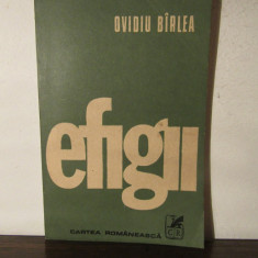EFIGII -OVIDIU BARLEA