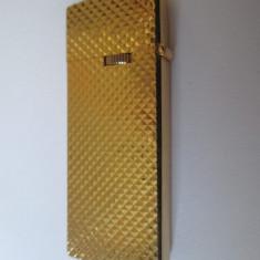 Bricheta colectie Sharp cu piatra si gaz din anii 70 - Bricheta de colectie, Cu gaz