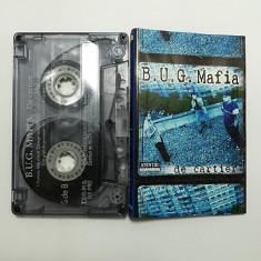 Caseta Bug Mafia De Cartier, Casete audio