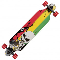 Longboard Land Surfer II ABEC-9 Vodoo - Skateboard, Marime: 23