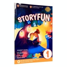 Storyfun for Starters Level 1 Student's Book with Online Activities and Home Fun Booklet 1 - Certificare