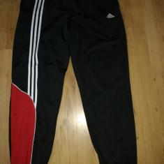 Pantaloni de trening Adidas marimea XL - Pantaloni barbati Adidas, Culoare: Din imagine, Lungi, Poliester