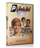Pistruiatul + Roscovanul 6 DVD-uri - serial cu 10 episoade, Romana