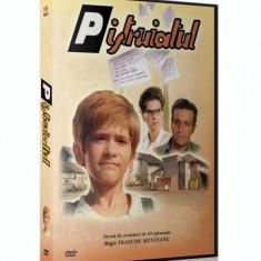 Pistruiatul + Roscovanul 6 DVD-uri - serial cu 10 episoade - Film Colectie, Romana