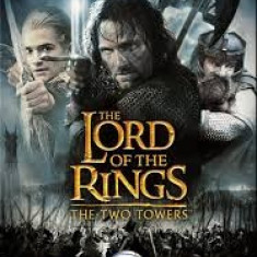 The lord of the rings The two towers - PS2 [Second hand] - Jocuri PS2, Actiune, 16+, Single player