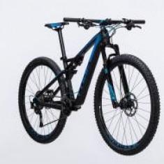 BICICLETA CUBE AMS 100 C:68 Race 29 Blue Carbon 2017 - Mountain Bike