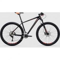 BICICLETA CUBE REACTION GTC 2X carbon flashred 2017 - Mountain Bike