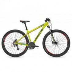 Bicicleta Focus Whistler Evo 27G 27.5 limegreen 2018 - Mountain Bike