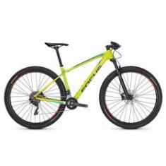 Bicicleta Focus Raven Elite 20G 29 lime 2018 - Mountain Bike