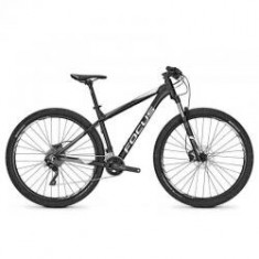 Bicicleta Focus Whistler Lite 20G 29 magicblackmatt 2018 - 520mm (XL) - Mountain Bike