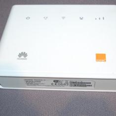 ROUTER 4G / LTE HUAWEI B310S-22 LTE Cat 4 DL 150/UL 50 Mbps codat in Orange ! - Modem 3G