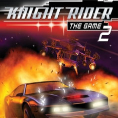 Knight Rider 2 - The Game - PS2 - Jocuri PS2, Actiune, 3+, Single player