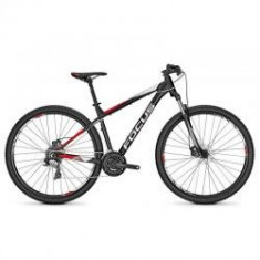 Bicicleta Focus Whistler Core 24G 29 magicblackmatt 2018 - 480mm (L) - Mountain Bike