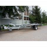 Platforma Auto Sonda - 1500 kg, RAR Efectuat, 6 Rate Fara Dobanda - Utilitare auto
