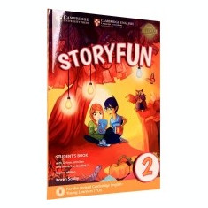 Storyfun for Starters Level 2 Student's Book with Online Activities and Home Fun Booklet 2 - Certificare