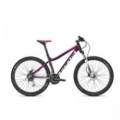 Bicicleta Focus Whistler Elite Donna 27 24G 2016 - Mountain Bike