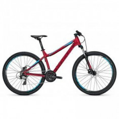 Bicicleta Focus Whistler Elite Donna 27 24G cherryredmatt 2017 - Mountain Bike