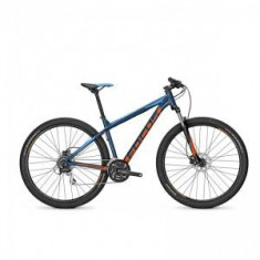 Bicicleta Focus Whistler Elite 29 24G albastra 2016 - Mountain Bike