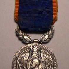 Medalie Regele Carol I Avantul Tarii 1913 - Ordin