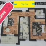 Oferta Apartament 2 camere, Militari Auchan, 2 camere, 52 mp, decomandat - Apartament de vanzare, Numar camere: 2, An constructie: 2016, Etajul 7