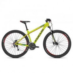 Bicicleta Focus Whistler Evo 27G 29 limegreen 2018 - 440mm (M) - Mountain Bike