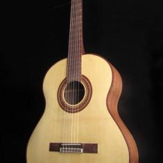 Chitara clasica electro (husa + cablu incluse)