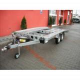 Platforma transport auto 2000 kg 400x190 cm, RAR efectuat, 6 RATE Fara Dobanda - Utilitare auto