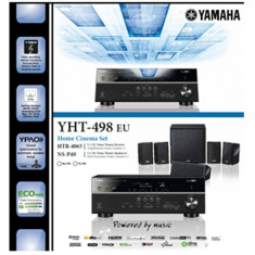 Home Cinema Set Yamaha YHT-498 EU - Sistem Home Cinema