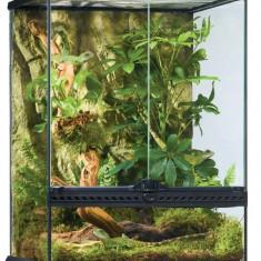 Vand terariu de sticla Exo Terra 45x45x60 cm - Acvariu si terariu Hagen