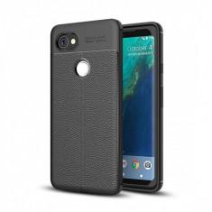 Husa silicon TPU Google Pixel 2 XL Litchi - Husa Telefon